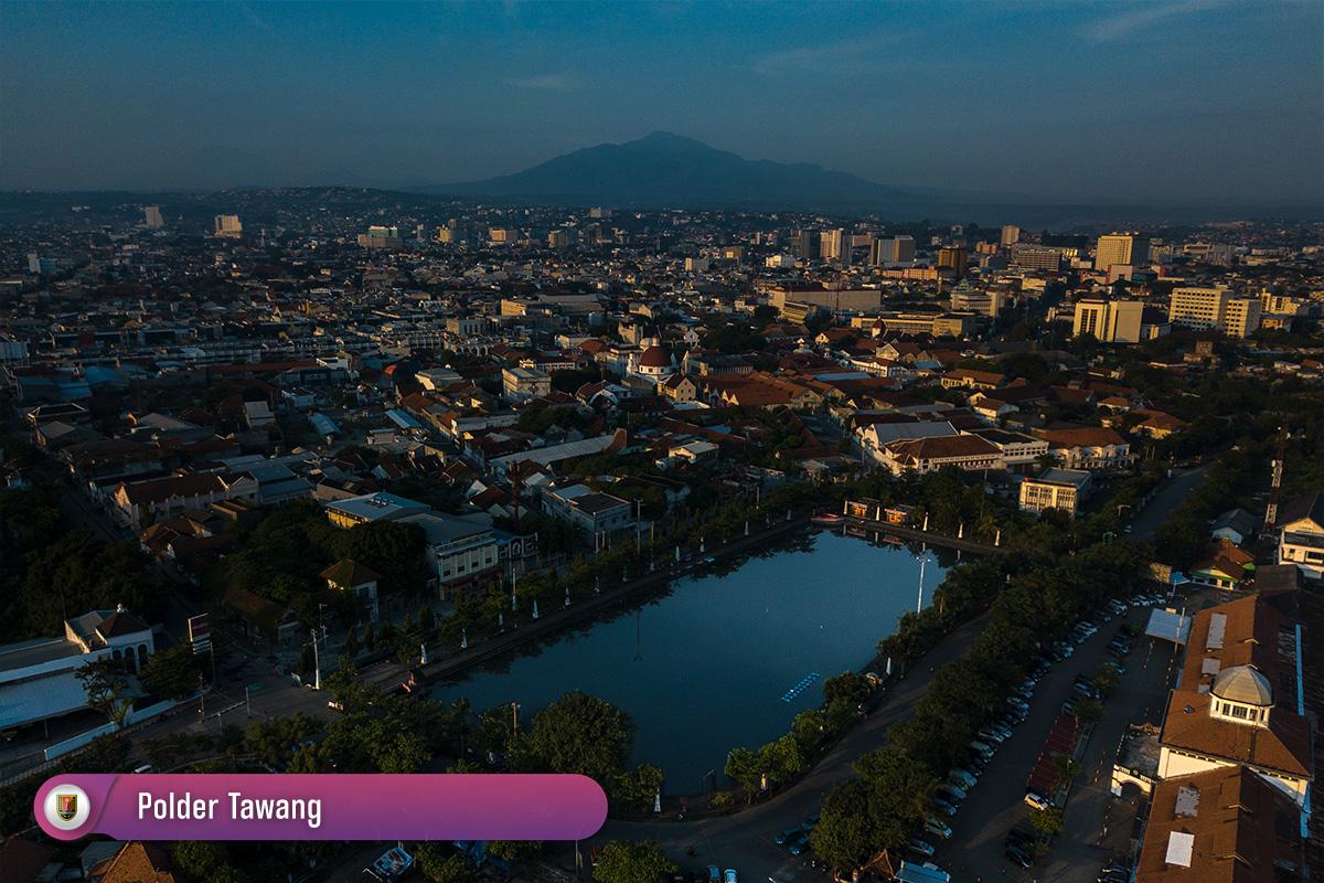 Polder Tawang Semarang