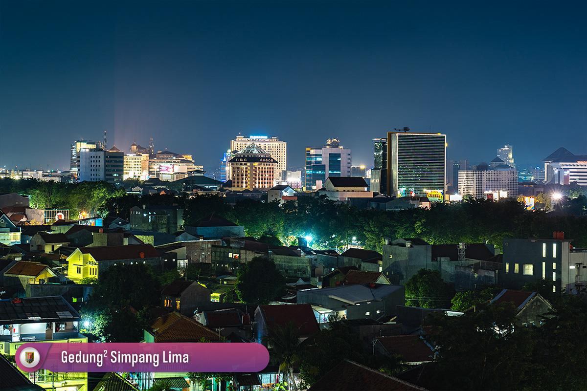 Gedung Kawasan Simpang Lima