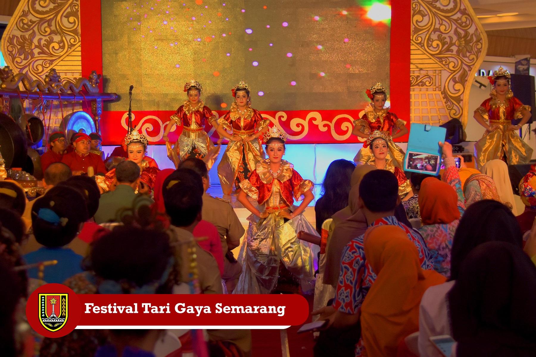 FESTIVAL TARI GAYA SEMARANG
