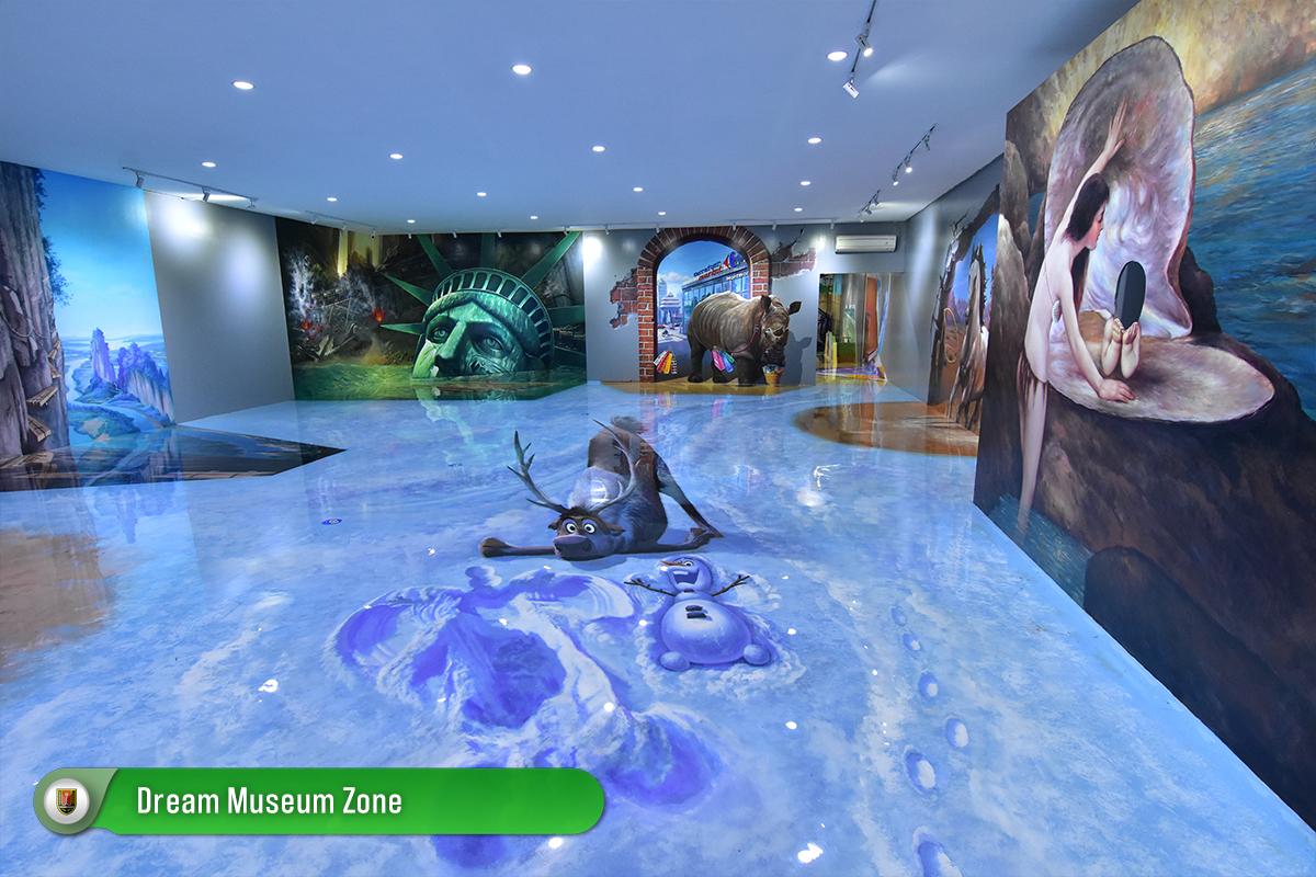 DREAM MUSEUM ZONE