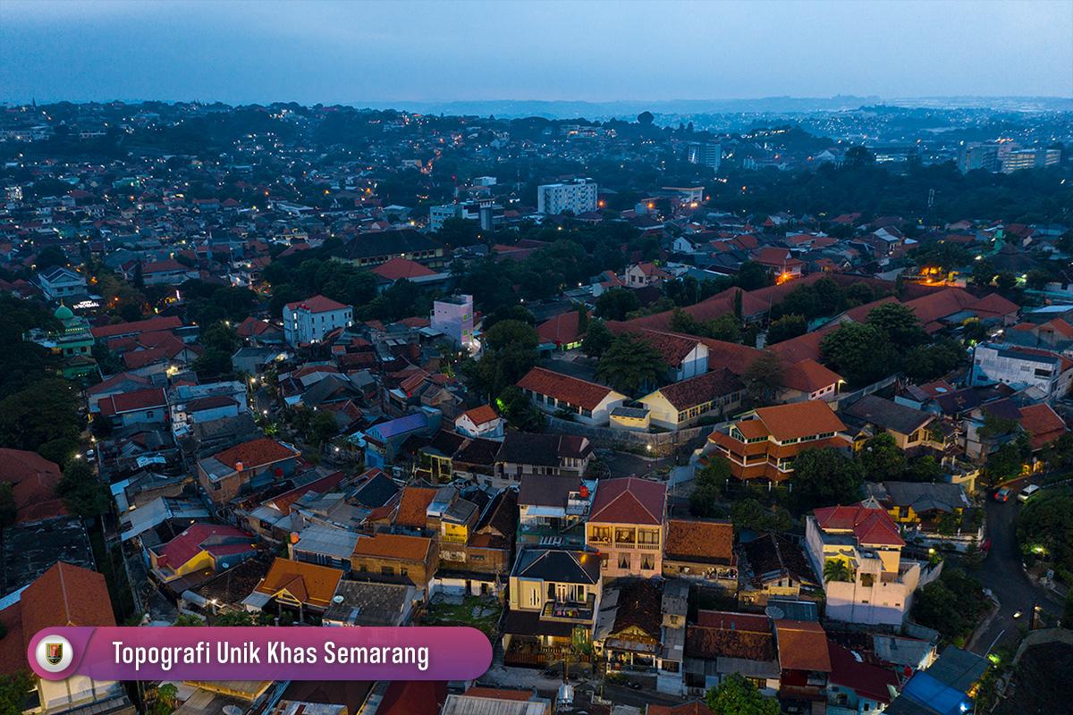 Topografi Unik Khas Semarang