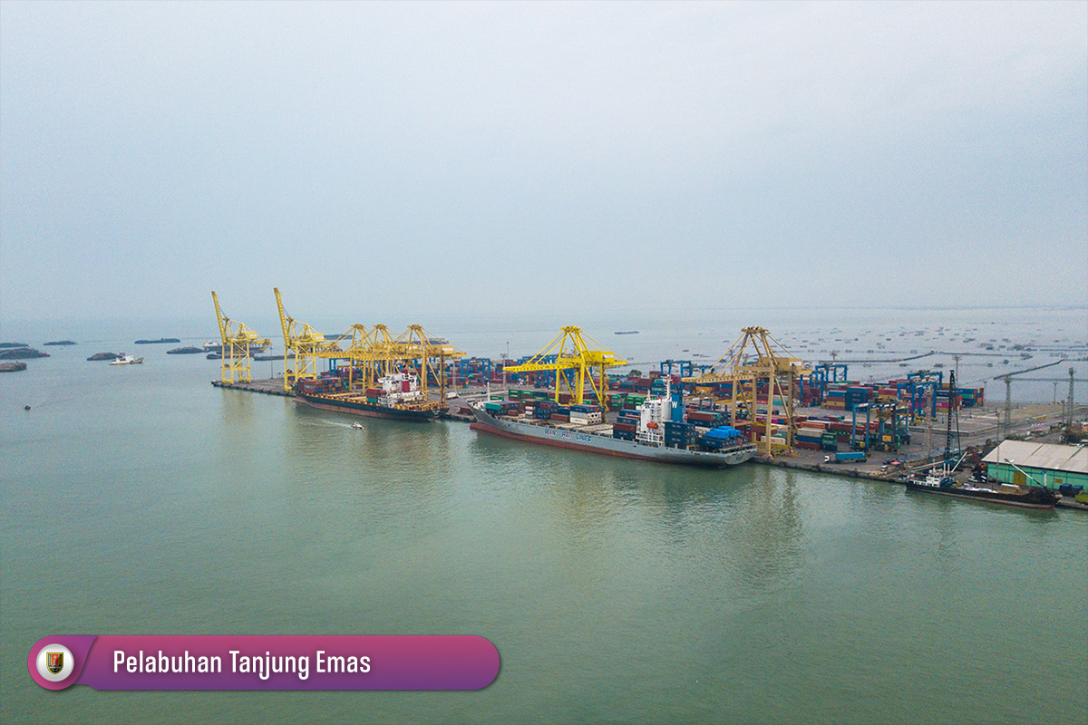 Pelabuhan Tanjung Mas Semarang
