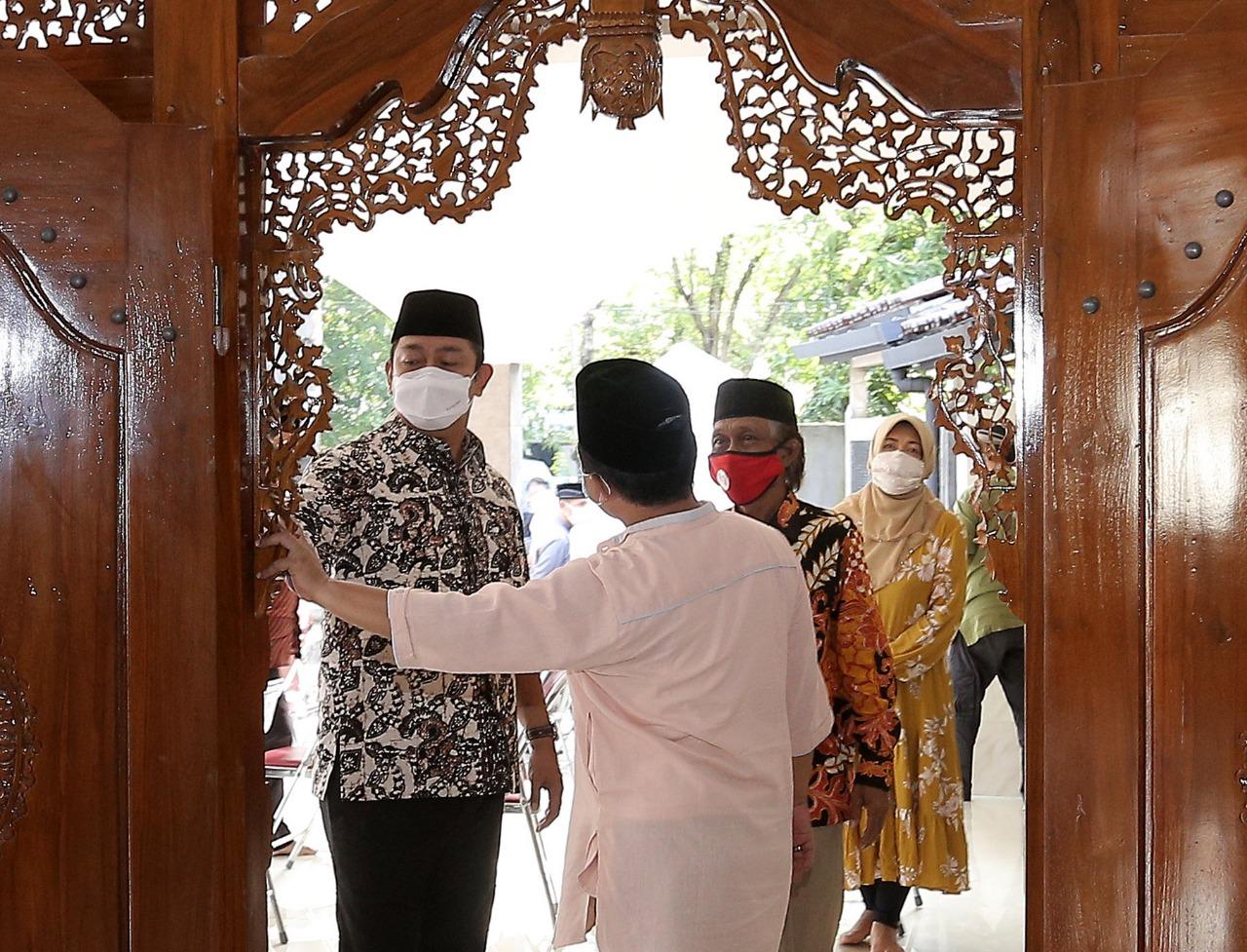 Bangun Sejumlah Masjid, Hendi Wacanakan Masjid Raya Semarang