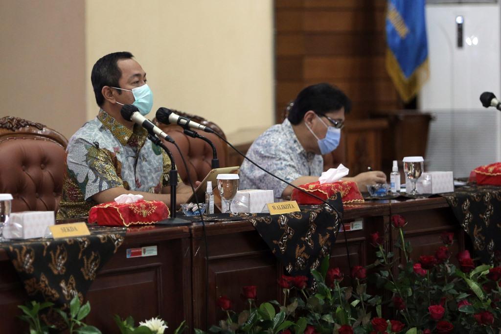 KPK Bantu Pemkot Semarang Optimalkan Pendapatan Daerah