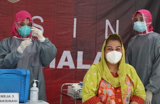 Pelaksanaan Vaksin Covid-19 Di Kota Semarang