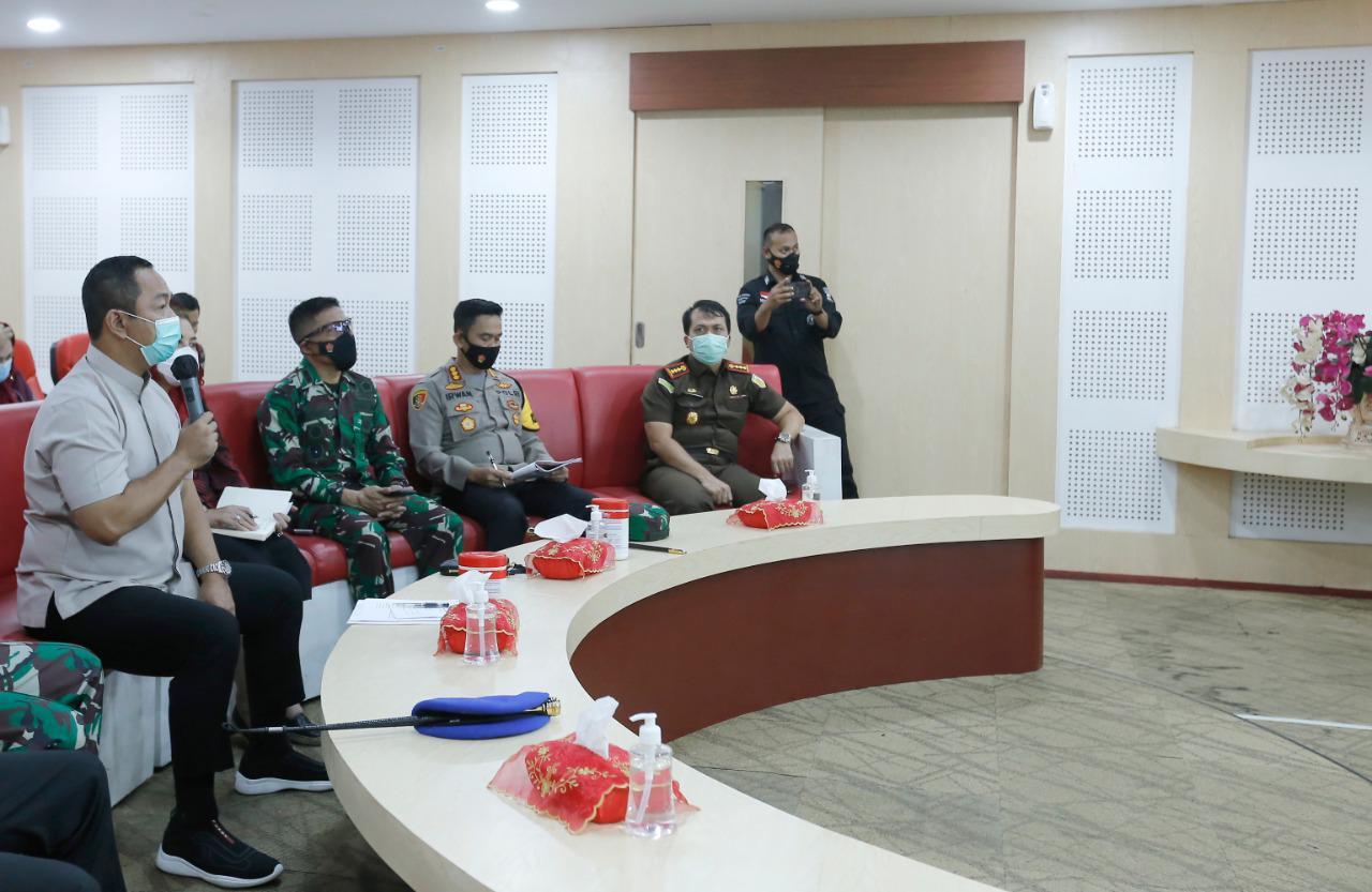 Hendi Tegaskan Masuk Semarang Wajib Isi Aplikasi Sidatang