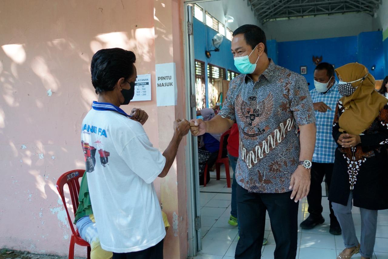 BOR RS Covid-19 di Kota Semarang Turun, ICU Masih Tinggi